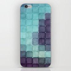 Polaroid Pixels II (Tree) iPhone & iPod Skin