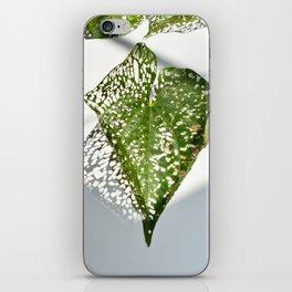 Leaf Light II iPhone Skin