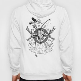 Spiritual Warrior Hoody