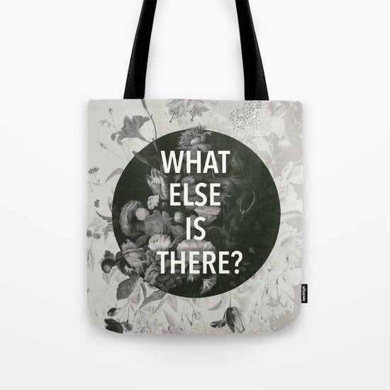 And the flashlights, nightmares And sudden explosions Tote Bag