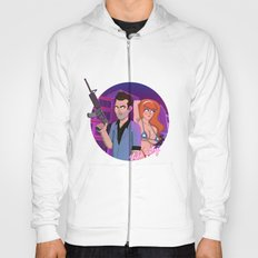 Vice City: Tommy Vercetti and Candy Suxxx Hoody