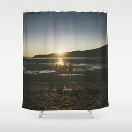 Bic Sunset Shower Curtain
