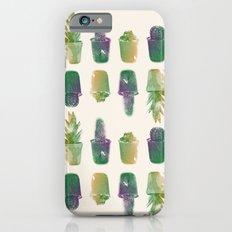 Tropical Cactus  Slim Case iPhone 6