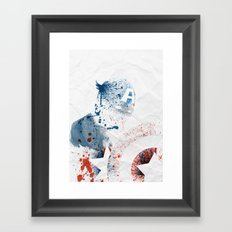 The Soldier Framed Art Print