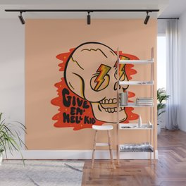 Give 'Em Hell Wall Mural