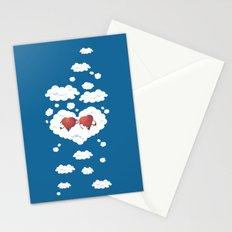 DREAMY HEARTS Stationery Cards