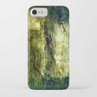 insect iPhone & iPod Cases featuring insect by agnes Trachet