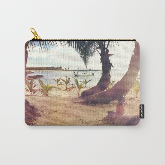 Tropical Wish Carry-All Pouch