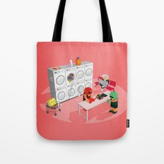 The Nick Yorkers in March Tote Bag