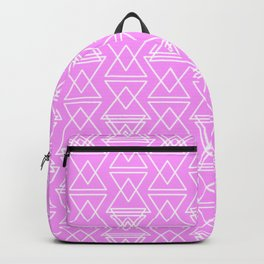 RIGHT AND WRONG III: PINK NIGHTMARE Backpack