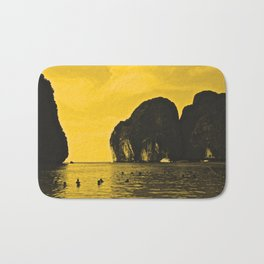 The Beach Bath Mat