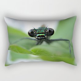 Dragon fly Rectangular Pillow