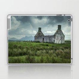 The Abandoned House Laptop & iPad Skin