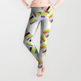 Colorful Socks Leggings