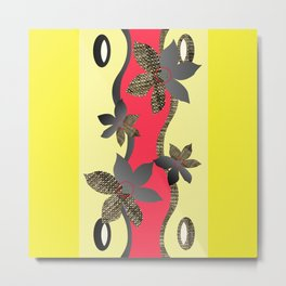 Bright and Cheery Metal Print