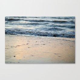 Shore Line Canvas Print