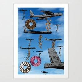 Sweet Payload! Art Print