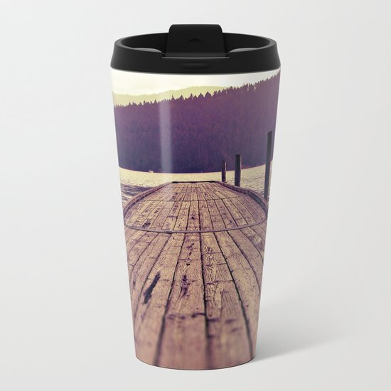 Chinook Metal Travel Mug