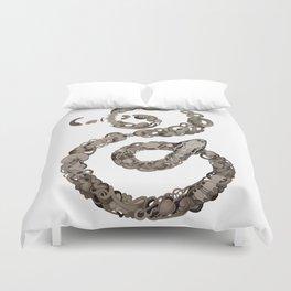 Snake Duvet Cover