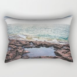 Artist Point Trail, Grand Marais, Minnesota 19 Rectangular Pillow
