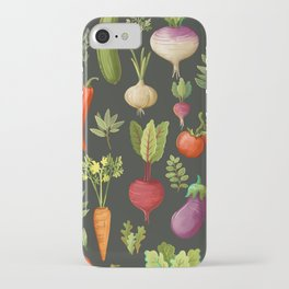 Garden Veggies iPhone Case