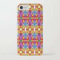 dna iPhone & iPod Cases featuring DNA by Katherine Farah