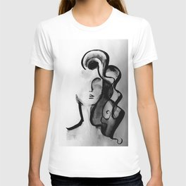 The Minimalist Lady T-shirt