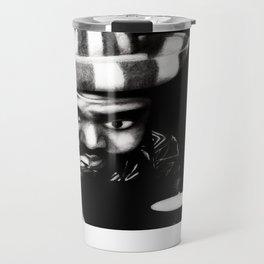 Reggae DJ Travel Mug