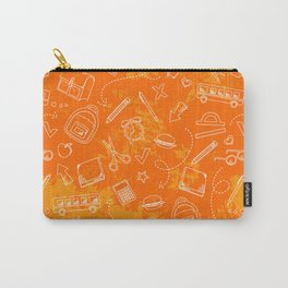 School chemical #5 Carry-All Pouch