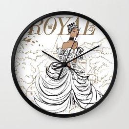 Lilly Royal Wall Clock