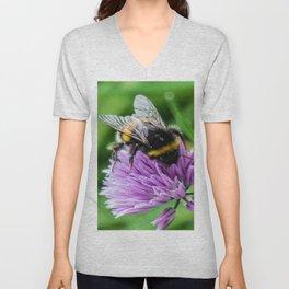 Bee Chive Unisex V-Neck