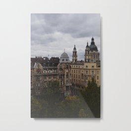 Budapest eye Metal Print