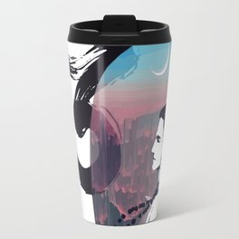 Moon Rising Ohm Travel Mug