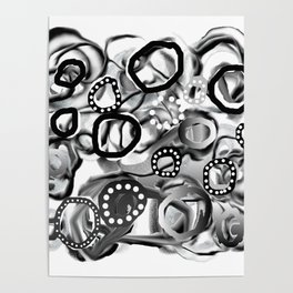 Ice Bubbles 02 Poster