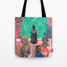 Clairvoyance / Let The Blind Lead Those Who Can See But Who Cannot Feel Tote Bag