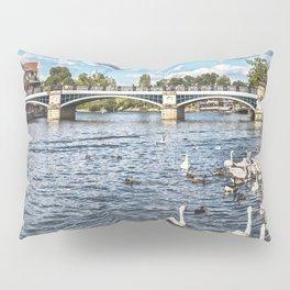Windsor Town Bridge Pillow Sham
