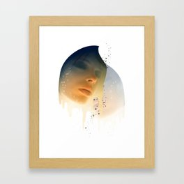 Qarpa Framed Art Print