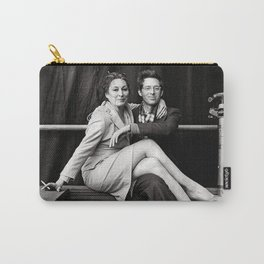 WES & ANJELICA Carry-All Pouch