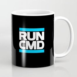 run CMD Coffee Mug