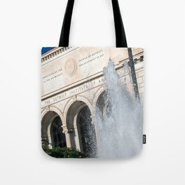 Detroit Institute of Arts Tote Bag