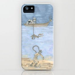 Unlikely iPhone Case