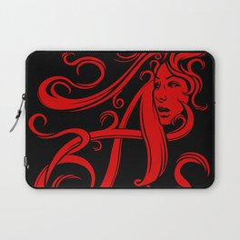 Scarlet Letter Laptop Sleeve