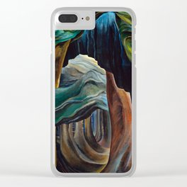 Emily Carr- Forest, British Columbia Clear iPhone Case