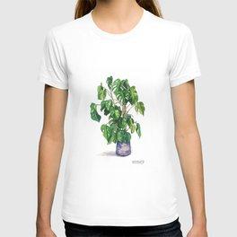 Monstera Deliciosa T-shirt