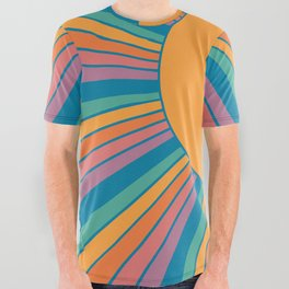 Sunshine State All Over Graphic Tee
