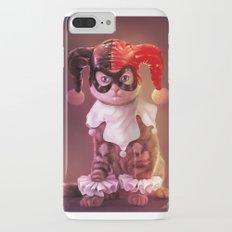 Harley kitty iPhone 7 Plus Slim Case