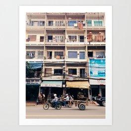 residensity Art Print