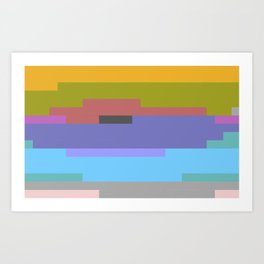 Palouse Sunset (JSMatteson) Art Print