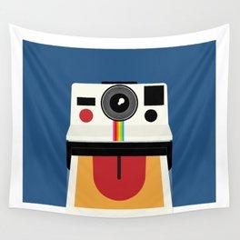 Polaroid Wall Tapestry