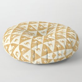 Egyptology Floor Pillow